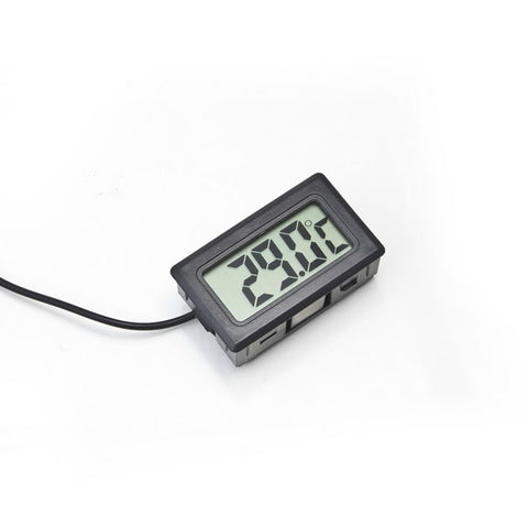 Digital Probe Indoor Thermometer Sensor Meter Thermograph For Refrigerator -50~ 70 Degree