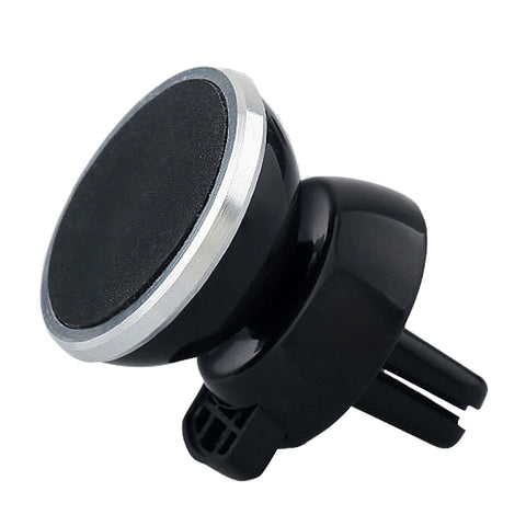 Car Aircon Vent Mount 360 Phone Holder Universal Hands Free Magnetic