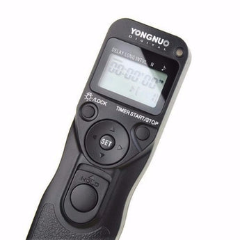 Yongnuo MC-36R C1 Wireless Timer Remote Control Shutter Release for Canon