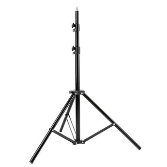 Pxel LS280CMA Heavy Duty Air Cushioned Light Stand for Photography Flash Video Light or Reflector