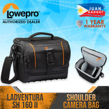 Lowepro Adventura SH 160 II Shoulder Camera Bag (Black)