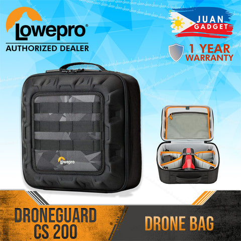 Lowepro Droneguard CS 200 Drone Case Backpack Camera Bag (Black)