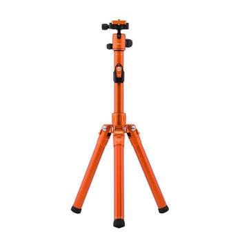 MeFOTO RoadTrip Air Tripod and Selfie Stick in One Kit Orange