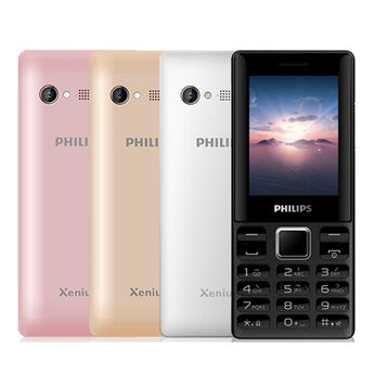 Philips Xenium E170 Basic Mobile Phone Bluetooth / Dual Sim