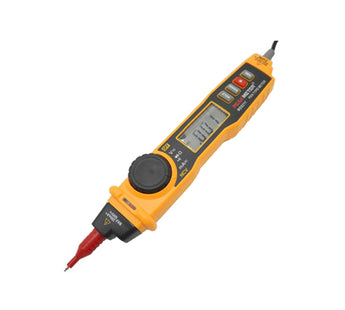 PeakMeter PM8211 Digital Multimeter with probe ACV/DCV Electric Handheld Tester