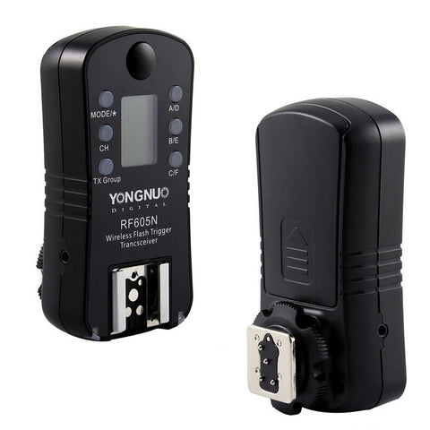 Yongnuo RF605N  Manual Transmitter for Nikon
