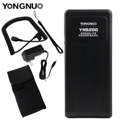 Yongnuo YN5200 Professional Speedlite PowerBank 5200 mAh for YN560 YN660 YN565 YN600EX-RT(II) Series for Canon 580EX II 600EX-RT(II) Speedlite