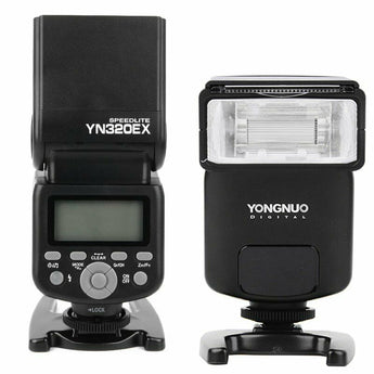 YongNuo YN320EX High-speed Sync TTL Speedlite Flash for Sony a6000 a7 II III a58 a6500 a6300 a7s Camera