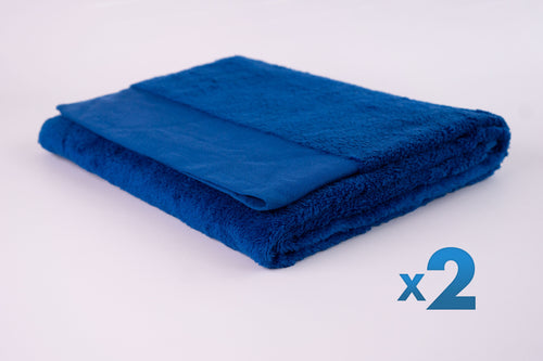 2x The Cloud Bath Sheet