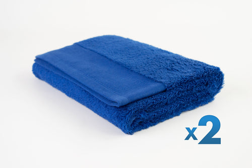 2x The Cloud Bath Towel