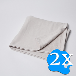 2x Bath Towels