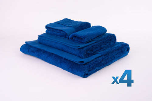 4x The Cloud Deluxe Towel Set