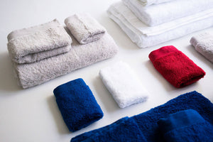 2x The Cloud Deluxe Towel Set