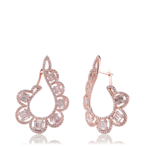 Renee Swirl Earrings