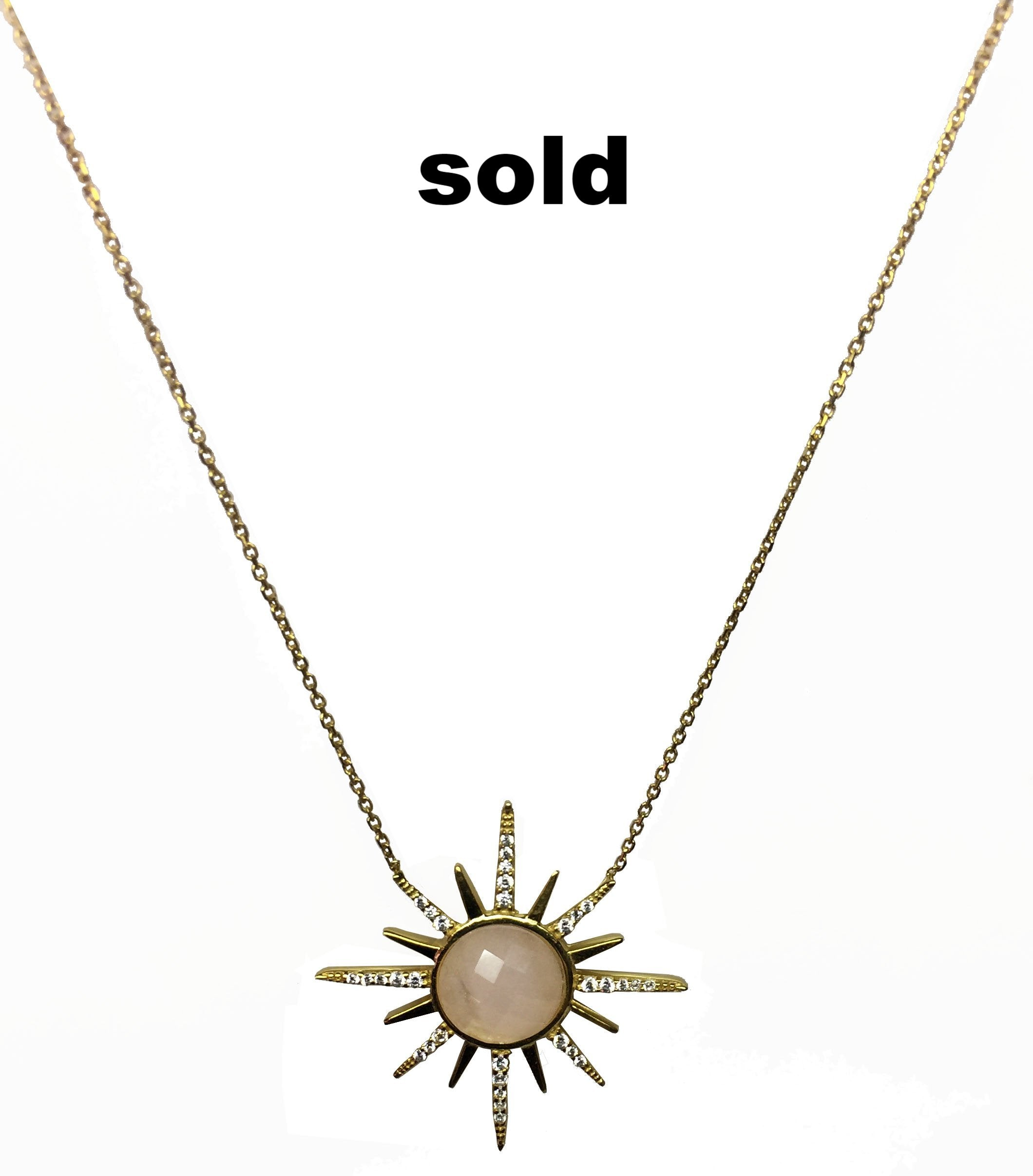 necklace by other ysl karry operandi moda o vintage sun large karryo gold