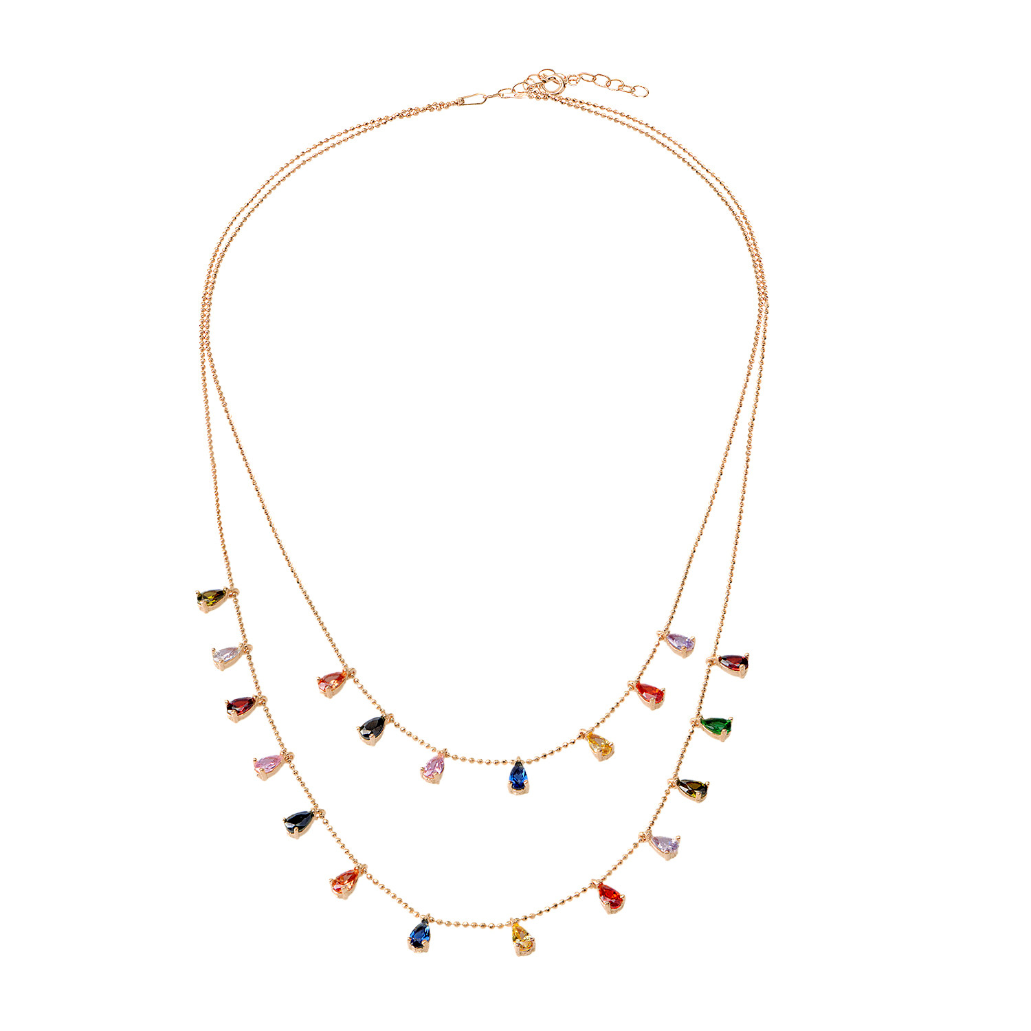Festival Lights Necklace - The Firestone Collection - Fashion Jewelry & Accessories