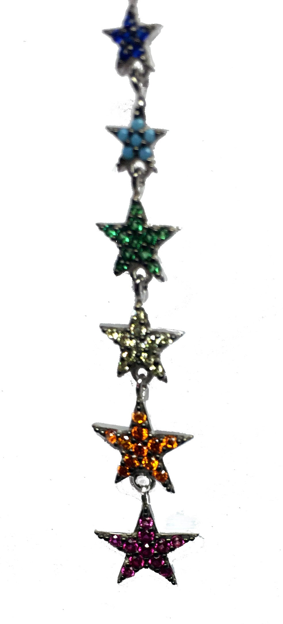 Celestial Wish Drop Earrings - The Firestone Collection - Fashion Jewelry & Accessories