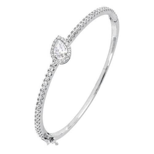 Diana Pear Bangle
