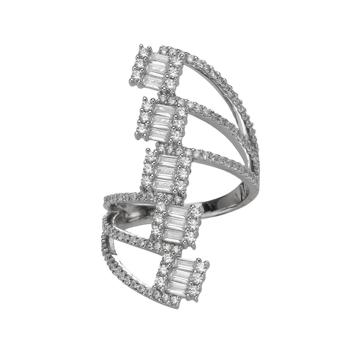 Julia Ring - The Firestone Collection - Fashion Jewelry & Accessories