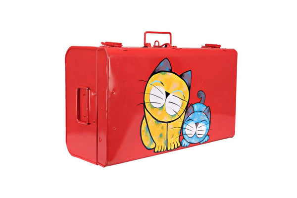 cats, cat, pitara , pitaara, trunk, cool bag, quirky