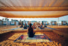 Sunset Bedouin Yoga