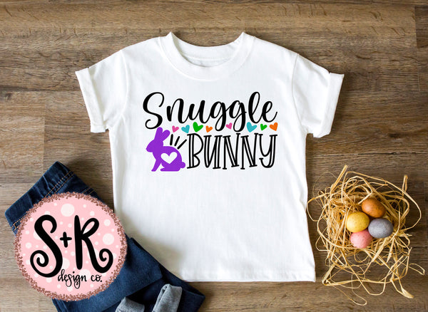 Snuggle Bunny SVG DXF PNG (2019)