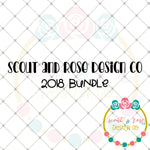 $6 Scout and Rose 2018 Bundle/Membership