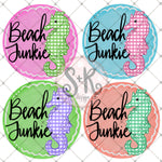 Beach Junkie Printable Set (2019)