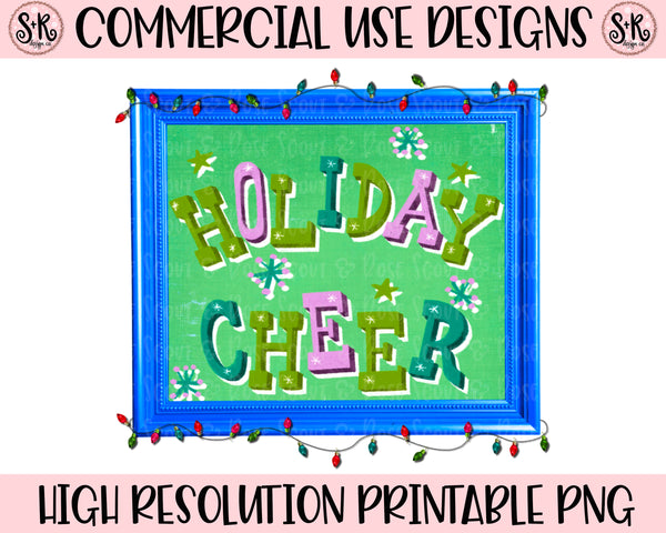 Holiday Cheer Printable Design (2020)