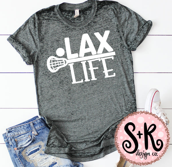 Lacrosse LAX Life SVG DXF PNG (2019)