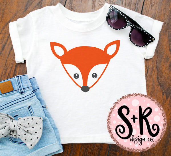 FREE Fox SVG DXF PNG