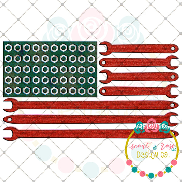 photograph regarding American Flag Printable identify Picket Grain Software American Flag Printable Style