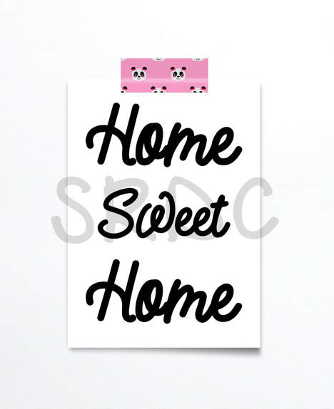 Home Sweet Home SVG DXF PNG