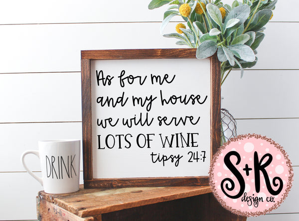We Will Serve Wine SVG DXF PNG (2019)