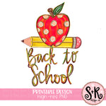 Back to School Printable Design (2019)