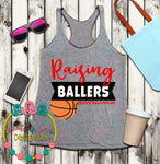 Basketball Mom Baller SVG DXF PNG