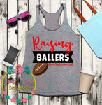 Football Mom Baller SVG DXF PNG