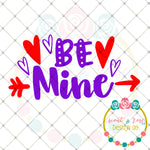 Be Mine SVG DXF PNG