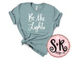 Be The Light SVG DXF PNG (2019)