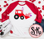 Valentines Bulldozer SVG DXF PNG (2019)