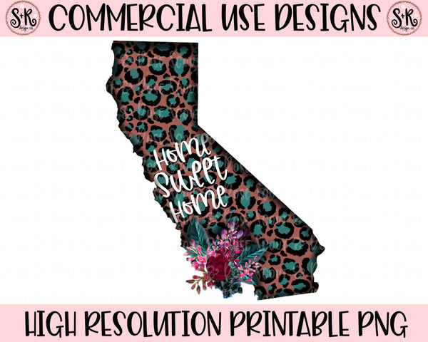 California Printable Design (2019)