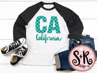 California Sublimation Design (2019)