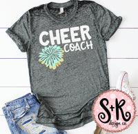 Cheer Coach SVG DXF PNG (2019)