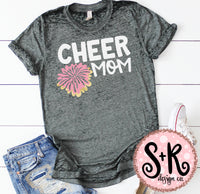 Cheer Mom SVG DXF PNG (2019)