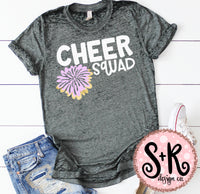 Cheer Squad SVG DXF PNG (2019)