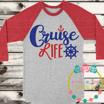 Cruise Life SVG DXF PNG