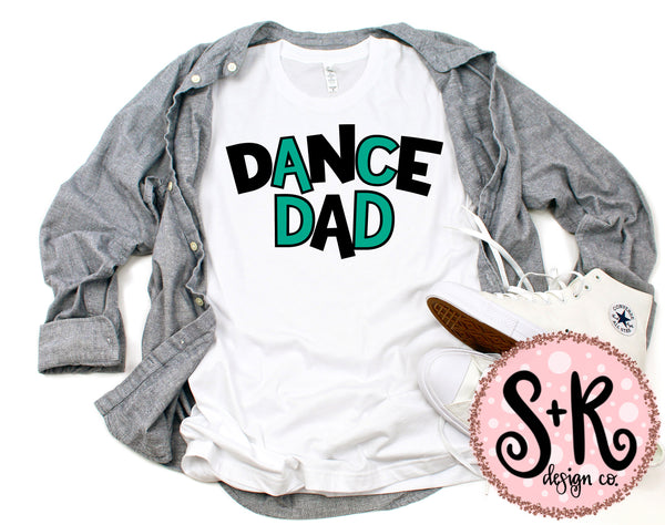 Dance Dad SVG DXF PNG (2019)