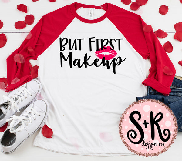 First Makeup SVG DXF PNG (2019)
