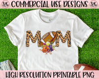 Limited Time Bundle Deal - Football Mom Printable Bundle of 10 Designs (2020)