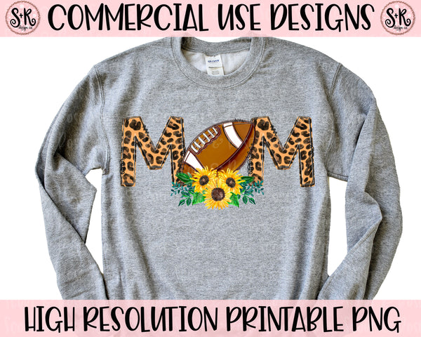 Football Mom Printable Design (2020)